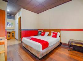 OYO 90025 Pondok Pesona Lembang, hotel in Cikidang 1
