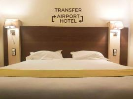 Euro Hôtel Airport Orly Rungis, hotel near Paris - Orly Airport - ORY,