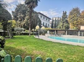 Villa Royal, hotel en Florencia