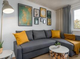 FOREST & MOUNTAIN - Netflix, SNES, Parking, Gbit Wifi, View, hotel in Winterberg