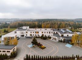 Hotel Polonia – hotel w Białej Podlaskiej