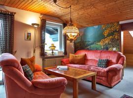 Ferienwohnung Bergsicht, apartment in Bodenmais