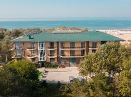 Fantasy Hotel, hotel near Nemo Anapa Dolphinarium, Anapa
