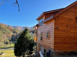 Smoky Best - Wagon Wheel, vacation rental in Pigeon Forge