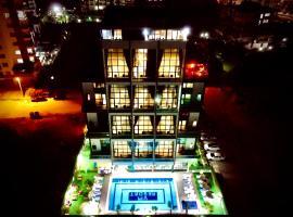 vm resort, отель в Мерсине
