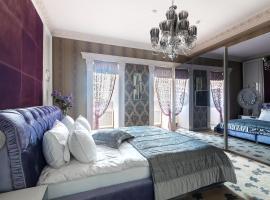 Бутик Отель Villa Italy, отель в Краснодаре
