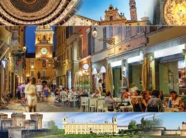 Hotel Tre Ville, Hotel in Parma