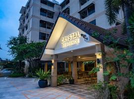 Crystal Resort Korat โรงแรมในนครราชสีมา