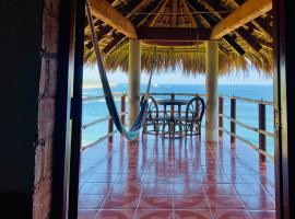 Cabañas Miramar by Rotamundos, hotel en Mazunte