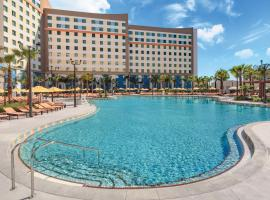 Universal's Endless Summer Resort – Dockside Inn and Suites, hotel in Orlando