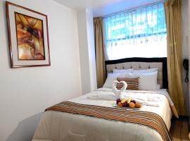 Hotel Encanto Machupicchu, hotel in Machu Picchu