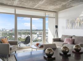 Stunning Apartment in Midtown Miami, serviced apartment in Miami