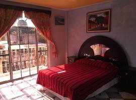 Hotel Amigo, hotel in Panajachel