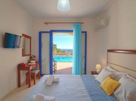 Sfakian Horizon, hotel near Samaria Gorge, Khóra Sfakíon
