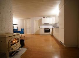 Arctic Rooms MARY, feriebolig i Tromsø