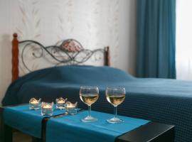Апартаменты - ДВА ДИВАНА - 5 минут от ЖД вокзала, accessible hotel in Novosibirsk