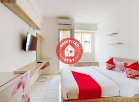 OYO 2942 Apartement River View Jababeka, hotel near Wibawa Mukti Stadium, Bekasi