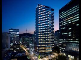 서울에 위치한 호텔 Four Points by Sheraton Josun, Seoul Myeongdong