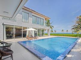 다낭에 위치한 홀리데이 홈 Abogo Resort Villas Ocean Da Nang