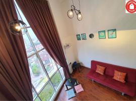 WFH Promo - Ride on Earth at The CEO Studio, apartment in Bayan Lepas