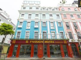 Passion Luxury Ha Long Hotel, hotel in Ha Long