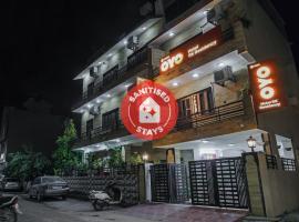 OYO 11868 RK Residency, hotel near Maharana Pratap Airport - UDR, Udaipur