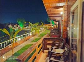 Bliss Water Resort, hotel in Arambol