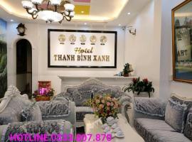 Hotel Thanh Bình Xanh Đà Lạt, hotel near Lien Khuong Airport - DLI, Da Lat
