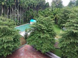 SAATVIK COORG HOME STAY, resort in Kushālnagar