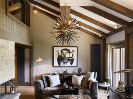 Six Senses Residences & Spa Courchevel, hotel in Courchevel