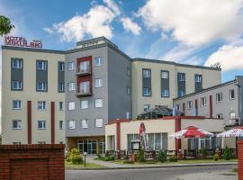 Hotel Mikulski – hotel w mieście Gliwice