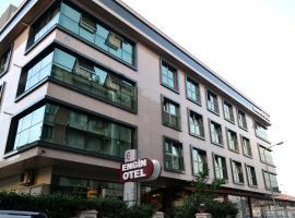 Engin Otel, hotel dicht bij: Luchthaven Izmir Adnan Menderes - ADB,