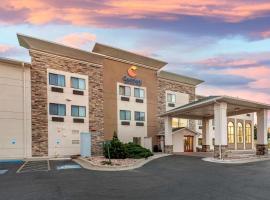 Comfort Inn & Suites Pueblo, hotel in Pueblo