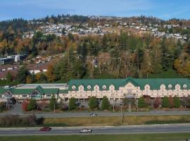 Clarion Hotel & Conference Centre, hotel near Abbotsford International Airport - YXX, Abbotsford