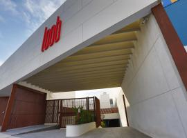 Hotel Loob Valencia, hotel in Mislata