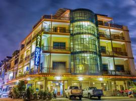 Asia Hotel, hotel in Battambang