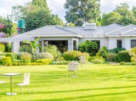 Sarum Lodge, hotel in Harare