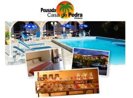 Hotel Pousada Casa de Pedra Ilhabela, hotel in Ilhabela