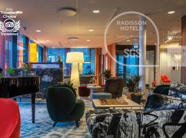 Radisson Blu Hotel Lund, hotell i Lund
