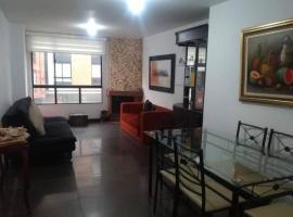 Apartamento en Chapinero excelente ubicación, apartamento en Bogotá
