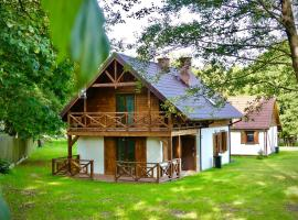 Warmia Resort, holiday home in Woryty