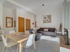 IMMOGROOM - Ac - Modern - Luminous - Center of Cannes - CONGRESSBEACHES, apartment in Cannes