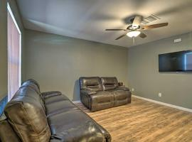 Updated El Paso Home with Yard Walk to Dining!, vacation rental in El Paso