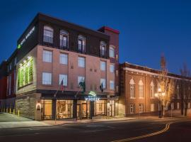 Hotel Windrow, hotel v destinaci Ellensburg