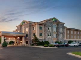 Holiday Inn Express Hotel & Suites Saginaw, hotel in Saginaw