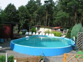 Ośrodek Wypoczynkowy Jelonek, pet-friendly hotel in Wolsztyn
