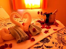 Hospedagem D´Roos, self catering accommodation in Canela