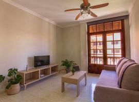 Amplio y renovado ideal para familias y amigos, hotel que admite mascotas en Puerto de la Cruz