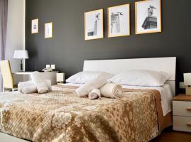 Le Muse, bed & breakfast a Reggio di Calabria