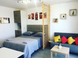 Studio cosy et lumineux à 500m de la gare RER de Melun., apartment in Melun